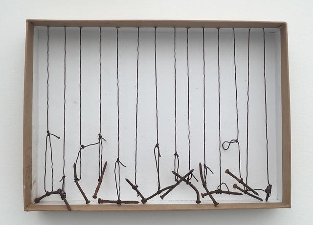 , 'De la seria A Desenredar,' 2017, Piero Atchugarry Gallery