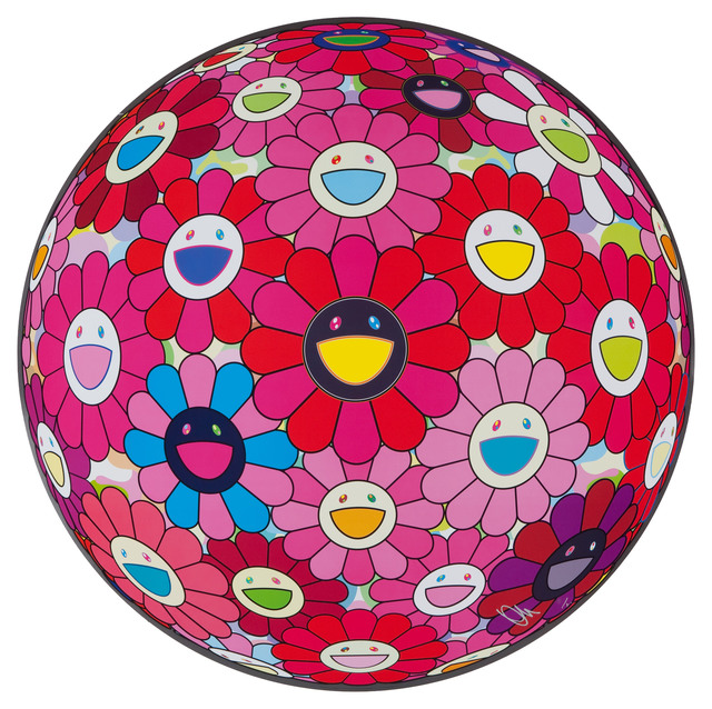 Takashi Murakami, 'Thoughts on Picasso', 2016, Lougher Contemporary