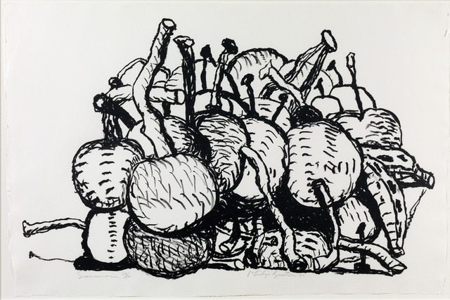 Philip Guston, 'Summer', 1980, Susan Sheehan Gallery