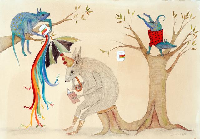 , 'Colour Way,' 2012, Bluerider ART