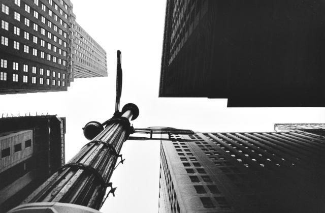 , 'Under Wall Street, New York,' 1954-1955, HackelBury Fine Art