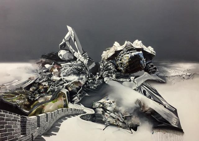 , 'To Eternity,' 2015, Klein Sun Gallery