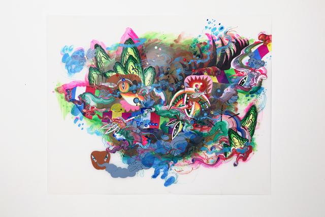 , 'Kudzu Doggaebi ,' 2017, Mindy Solomon Gallery