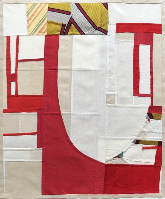 Debra Smith, 'Red Study Series 2', 2017, Olson Larsen Gallery