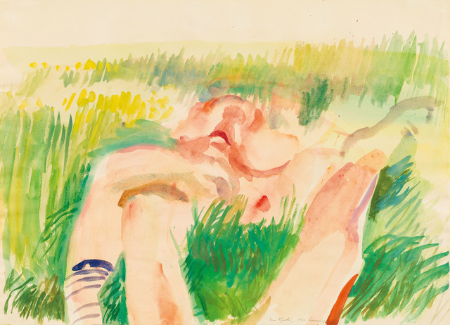 , 'Im Garten,' 1966, Galerie Kovacek & Zetter