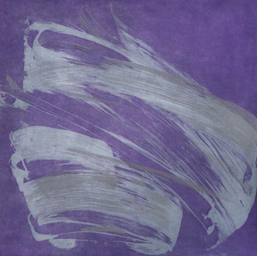, 'Wingate Violet,' 2015, Reynolds Gallery