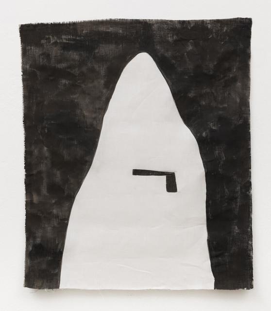 , 'Estudos para Fantasmas/Monte,' 2017, Galeria Jaqueline Martins