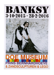 Doe Museum Exhibition Poster