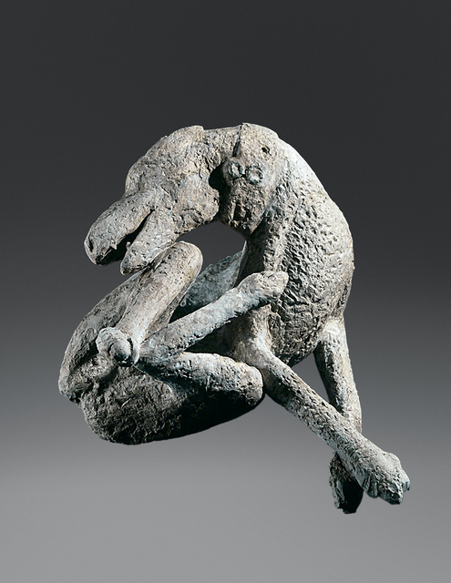 , 'Dog,' , Montreal Museum of Fine Arts