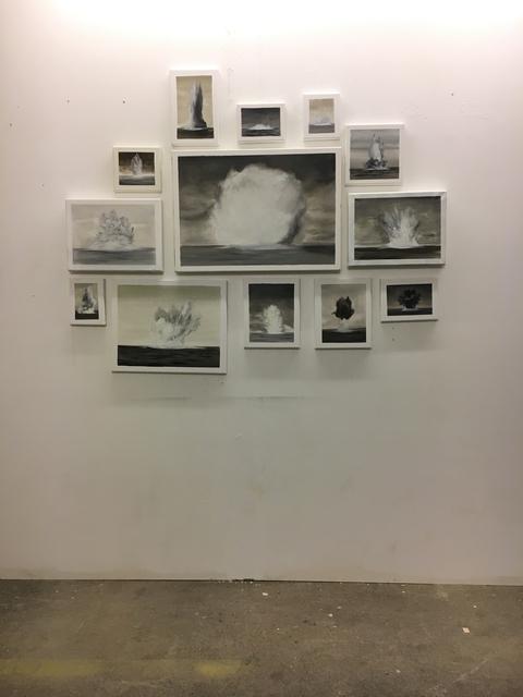 , 'Banalities of Fear,' 2018, Mirus Gallery