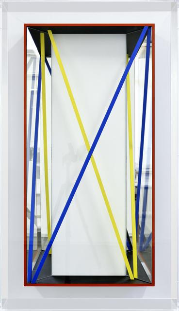 , 'st,' 2017, Galerie Denise René