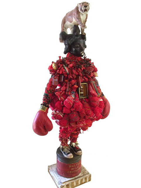 , 'The Boxer,' 2016, Pavel Zoubok Gallery