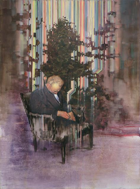 Attila Szűcs, 'Spontaneous combustion', 2014, Federico Luger (FL GALLERY)