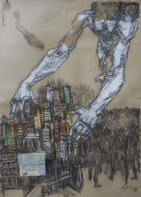 , 'Mutual Identity 5,' 2016, Kristin Hjellegjerde Gallery