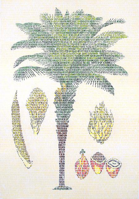 , 'Milagros Arecaceae,' 2014, Y Gallery