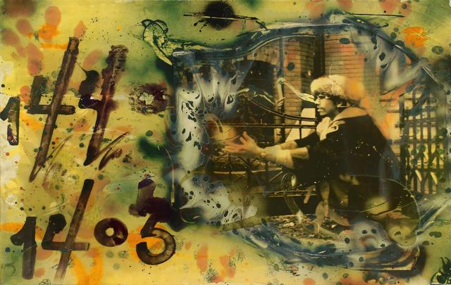 , 'How to Make a Bomb,' 1985, Lazinc