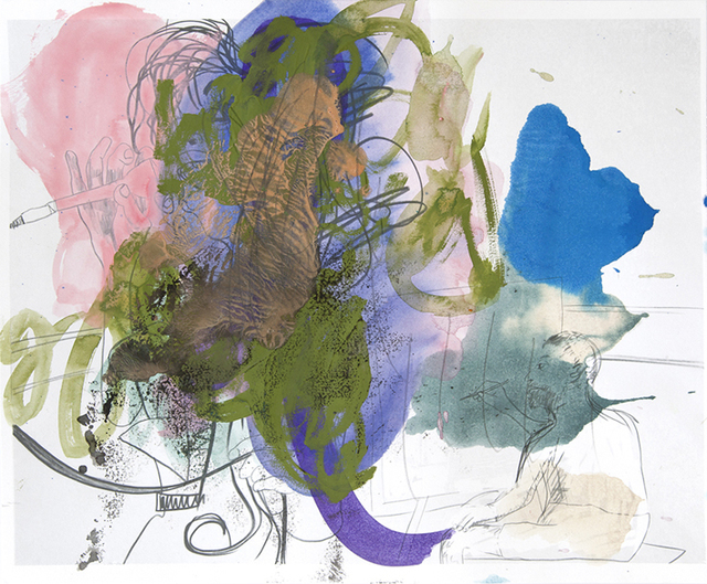 , 'Unfinished Masterpiece Six,' 2015, Galerie Meyer Kainer