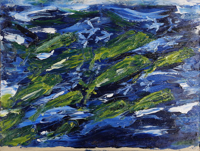 Geoffrey C. Smith, 'Dolphin and Flying Fish', 2017, Geoffrey C. Smith Galleries