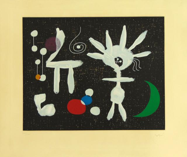 , 'Morning Rose in Moonlight | Rose Matinale Au Clair De La Lune,' 1958, Gilden's Art Gallery