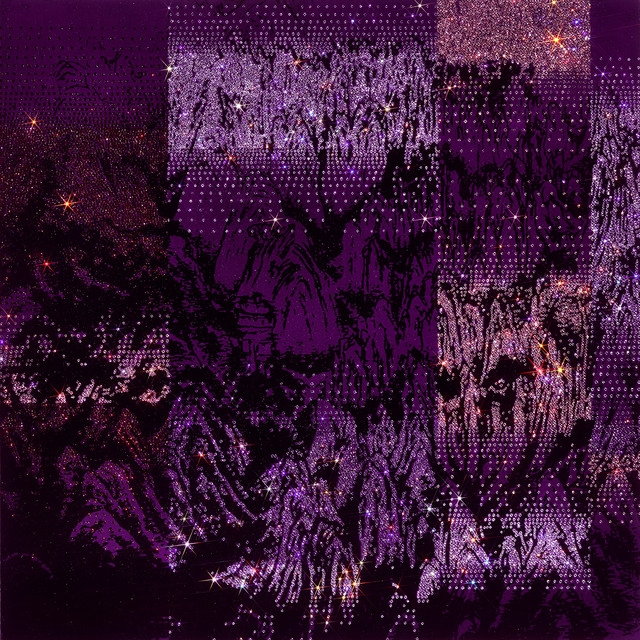 , 'ARTIFICIAL LANDSCAPE- Neo-Geo Purple,' 2013, KANG CONTEMPORARY