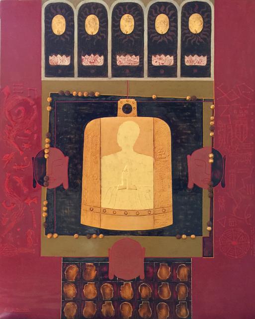 , 'Sound of the Bell,' 2014, Art Vietnam Gallery