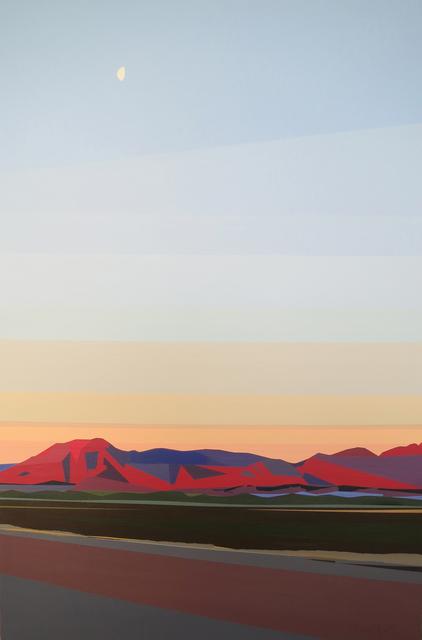 , 'Sunrise Near Van Horn,' 2015, Octavia Art Gallery