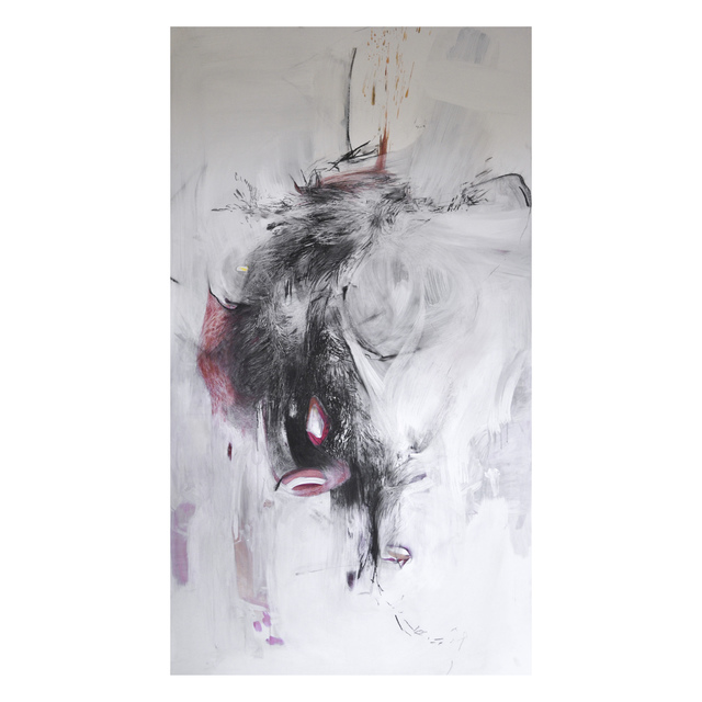 , 'Not knowing, maybe feeling  ,' 2019, 99 Loop Gallery