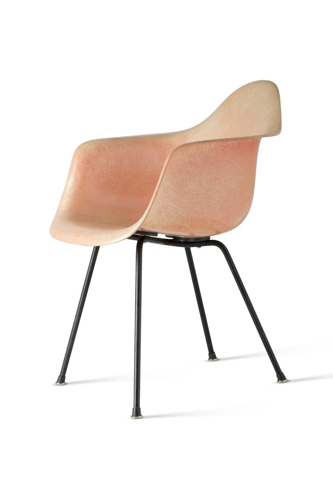 Charles and Ray Eames, DAX/Plastic Armchair, AShell, Fiberglass Chair, 1948-1950, photo: © Vitra Design Museum, Juergen Hans