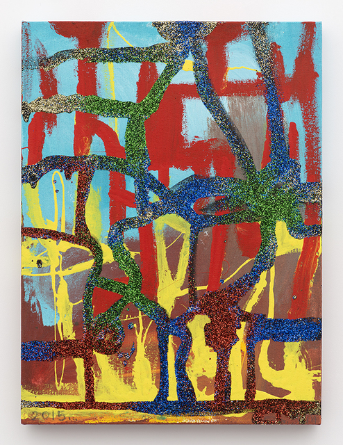 , 'Untitled 24,' 2015, Rodolphe Janssen