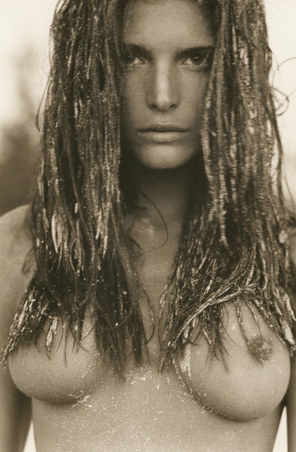 Herb Ritts, 'Stephanie Seymour 4, Hawaii', 1989, Hamiltons Gallery