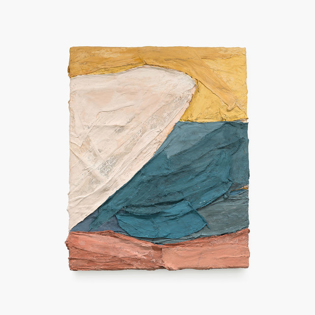 , 'Set in Stone,' 2018, Tappan