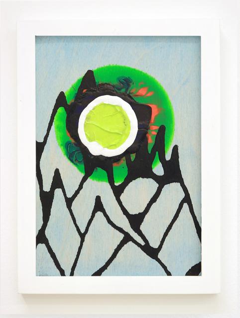 Patrick Brennan, 'Spring Moon', 2018, Halsey McKay Gallery