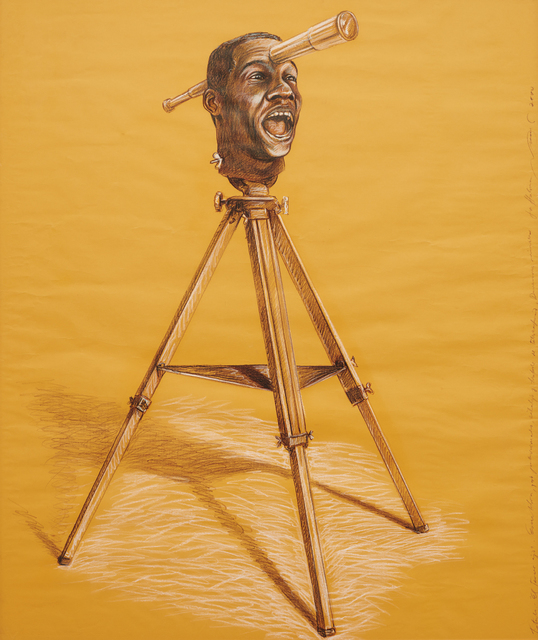 Armando Mariño, 'El tercer ojo (The Third Eye)', 2000, Phillips