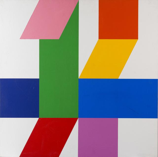 , 'Nº 3 Caja color desplegado,' , GALERÍA JOSÉ DE LA MANO