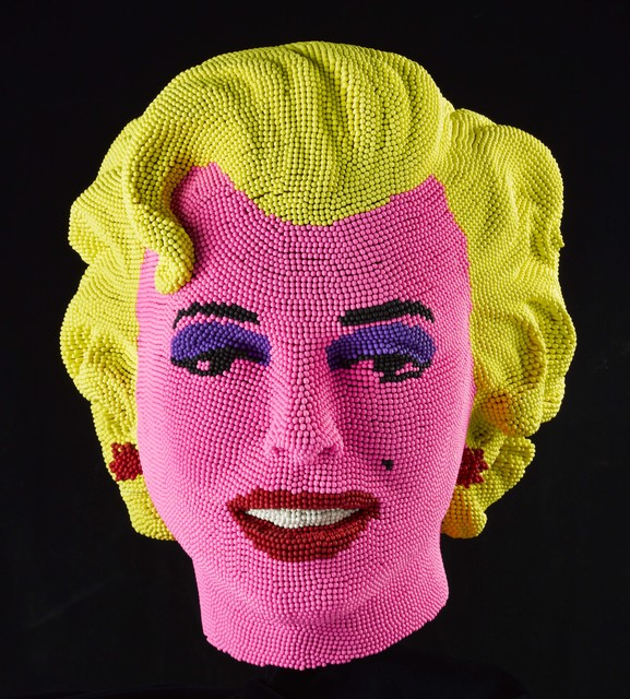 , 'Marilyn,' 2011, Opera Gallery