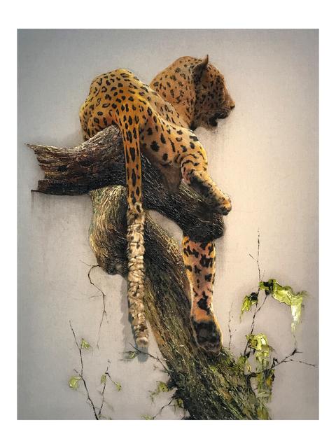 , 'Instant Landscape-Leopard#2,' 2019, ATELIER AKI