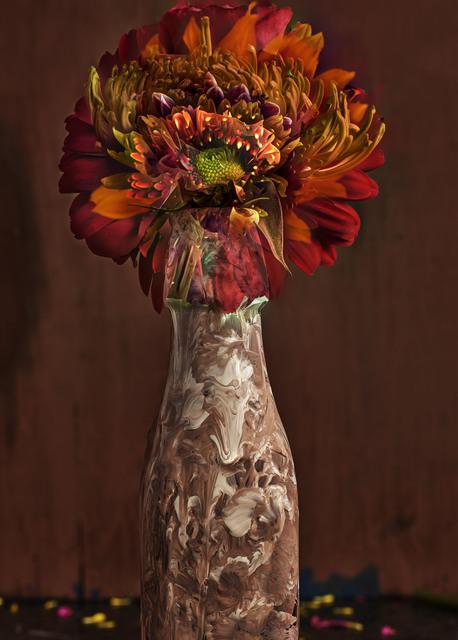 , 'Flowers for Lisa #22,' 2016, Edwynn Houk Gallery