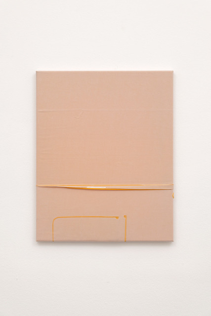 , 'Untitled (Because the sun is yellow 5/9),' 2014, Jeanroch Dard