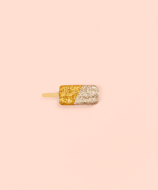 , 'Glitter Ice Cream Gold,' 2017, ArtStar