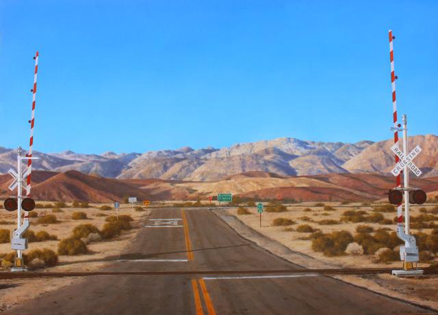 ", '""A Desert Crossing"",' 2017, Scott White Contemporary Art"