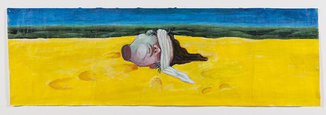 , 'The Fleet Has Sailed,' 2014, Betty Cuningham