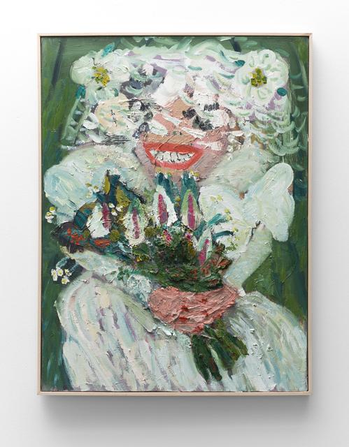 , 'Bride Dressed as Cake,' 2017, SMAC ART GALLERY