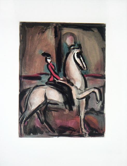 Georges Rouault, 'Cirque - Amazone', 1930, Denis Bloch Fine Art