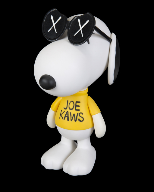 KAWS, 'Snoopy', 2011, Julien's Auctions