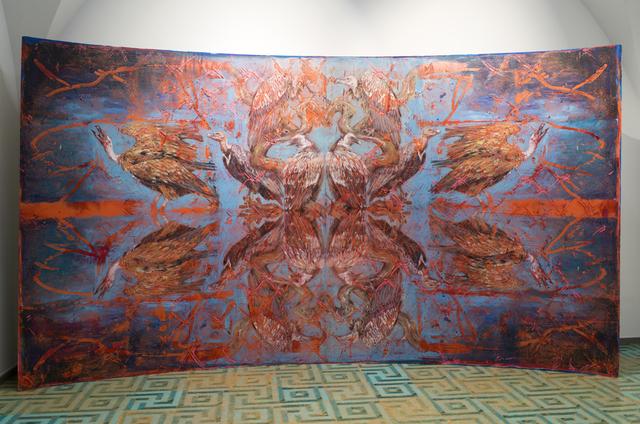 , 'Antigone ,' 2018, Galerie Christophe Gaillard