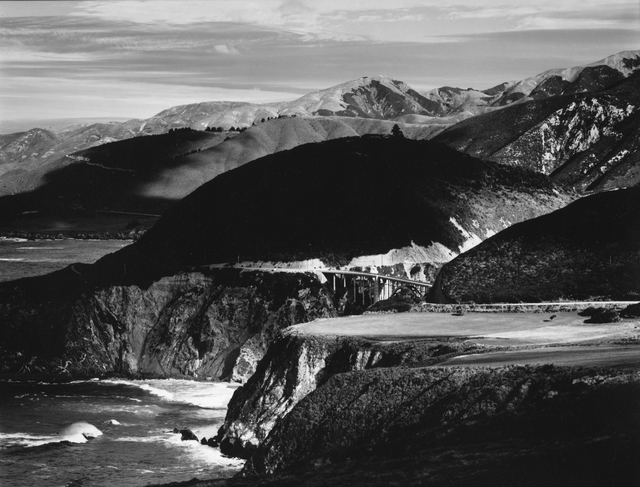 , 'Division Knoll, Bixby Bridge, Sur Coast,' 1982, Photography West Gallery