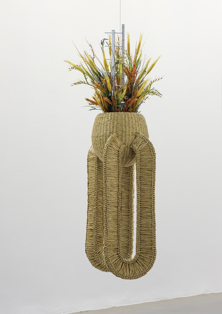 , 'The Intermediate – Antenna Basket on Rings,' 2017, Galerie Chantal Crousel
