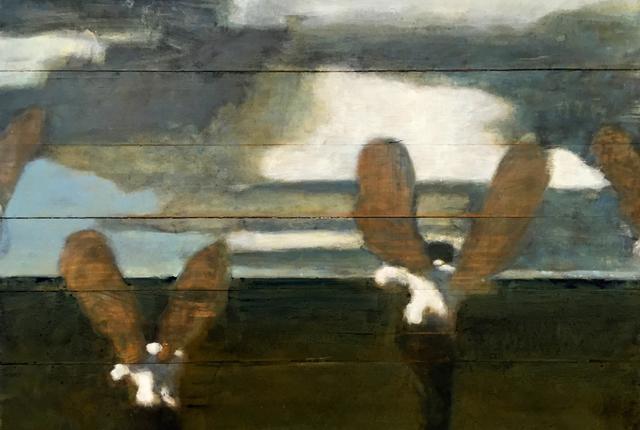 David Konigsberg, 'Alight', 2017, Carrie Haddad Gallery