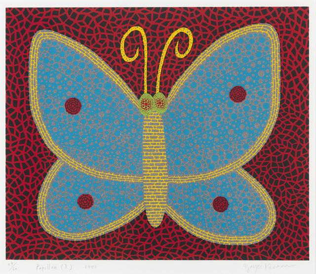 Yayoi Kusama, 'Papillon (II)', 2000, Vogtle Contemporary