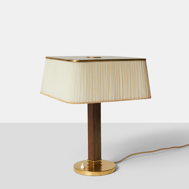 , 'Rare Paavo Tynell Table Lamp for Taito, Finland,' 1940-1949, Almond & Co.